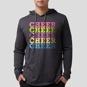 CHEERX5 Mens Hooded Shirt
