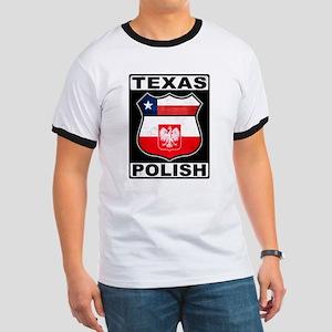 Texas Polish American T-Shirt