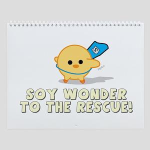 Soy Wonder Wall Calendar