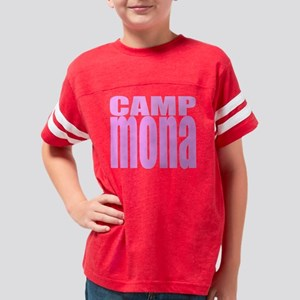 MonaA Youth Football Shirt
