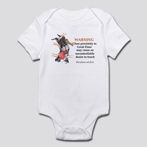 C Mrl warning2 Infant Bodysuit