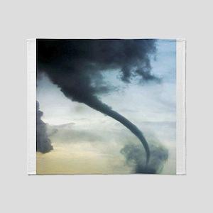 Tornado Throw Blanket