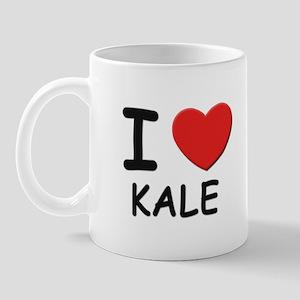 I love kale Mug