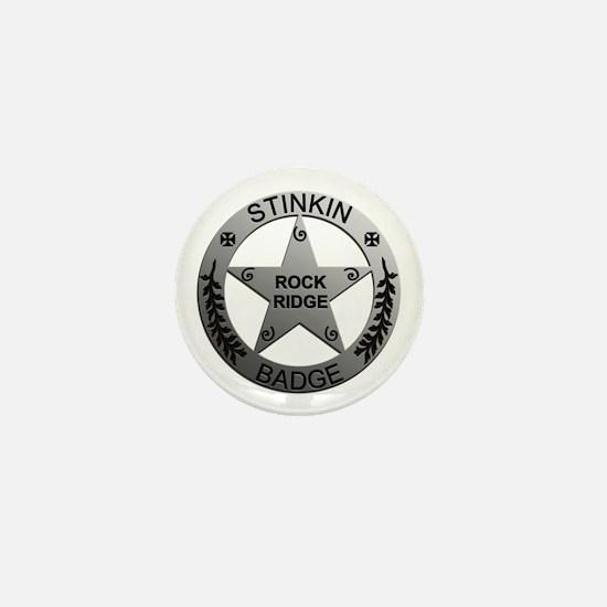 Stinkin Badge Mini Button