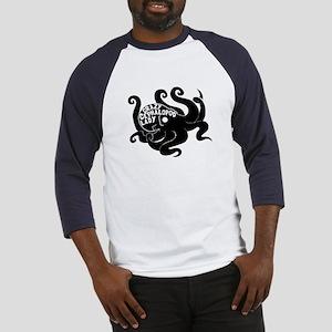 Crazy Cephalopod Lady Baseball Jersey
