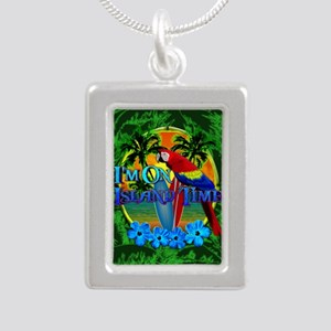 Island Time Surfboards Necklaces