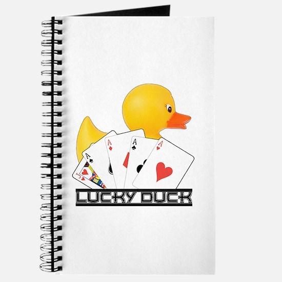 Lucky Duck Poker Journal