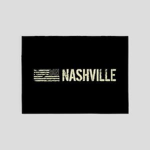 Black Flag: Nashville 5'x7'Area Rug