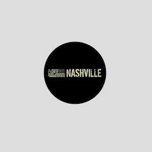 Black Flag: Nashville Mini Button