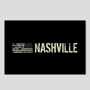 Black Flag: Nashville Postcards (Package of 8)