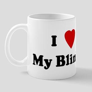 I Love My Blinky Mug