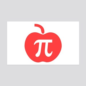 Apple Pi Wall Decal