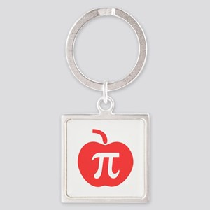 Apple Pi Keychains