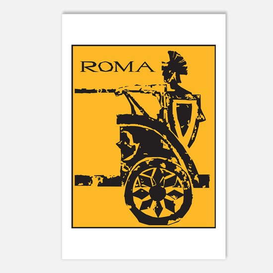 Roma Postcards (Package of 8)