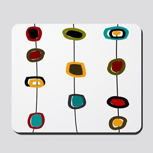 Mid Century Modern Mousepad
