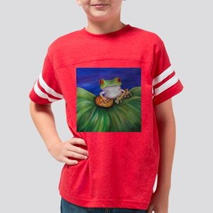 Amy B2 Youth Football Shirt