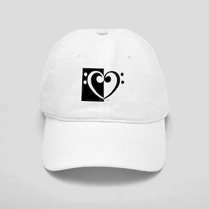 Bass Heart Music Cap
