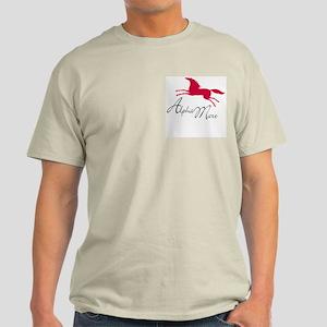 Alpha Mare Saying Light T-Shirt