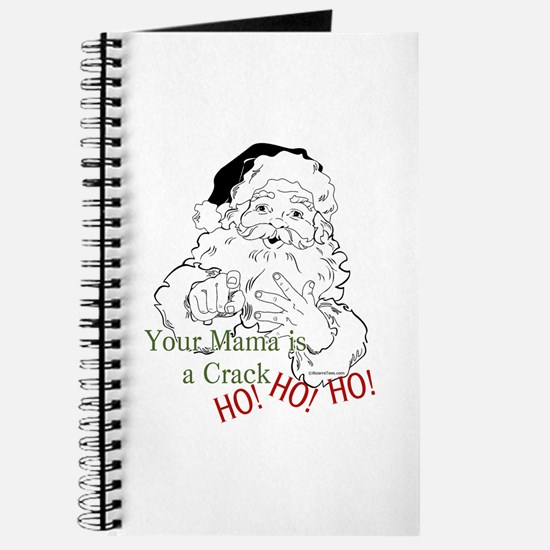 Santa Crack HO Journal