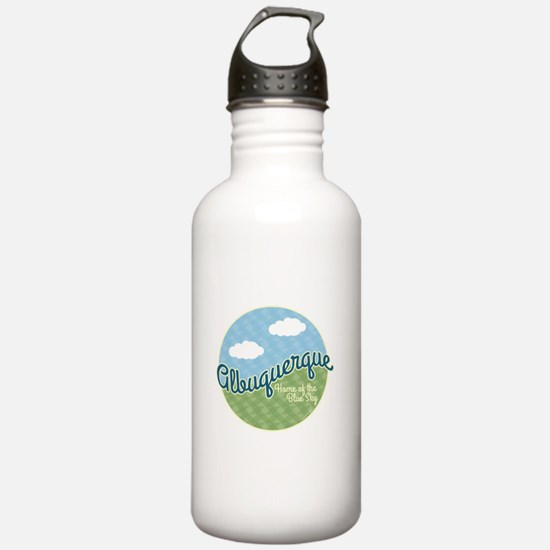 Breaking Bad: Albuquer Water Bottle