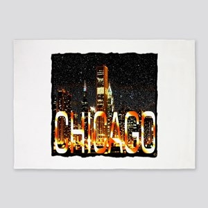 Chicago 5'x7'Area Rug