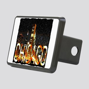 Chicago Rectangular Hitch Cover
