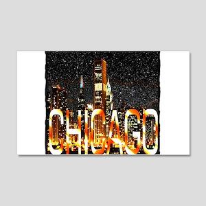 Chicago Wall Sticker