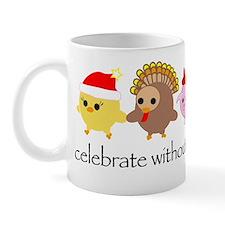 Celebrate Without Harm Mug