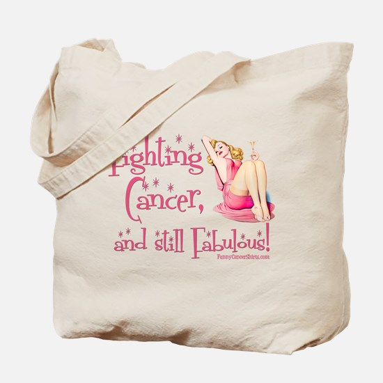 Fabulous Cancer! Tote Bag