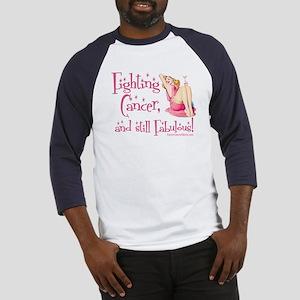 Fabulous Cancer! Baseball Jersey