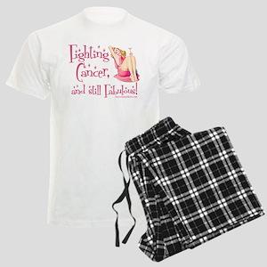 Fabulous Cancer! Men's Light Pajamas