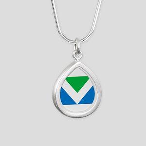 Vegan Flag Necklaces