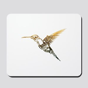 Industrial Hummingbird Mousepad