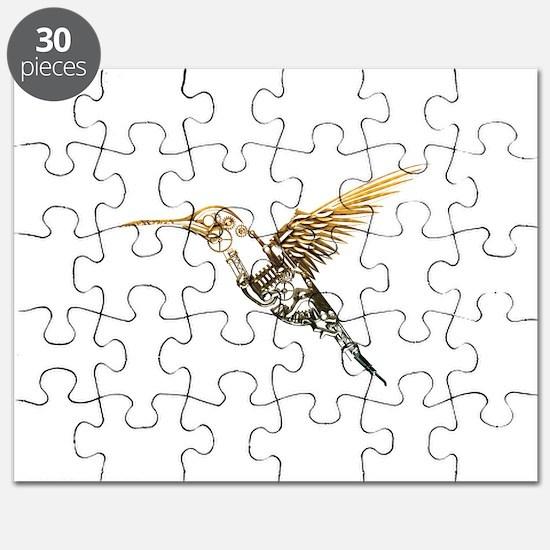 Industrial Hummingbird Puzzle