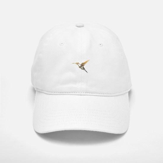 Industrial Hummingbird Baseball Baseball Cap