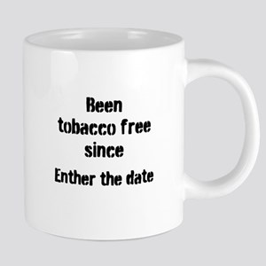 tobacco free Mugs