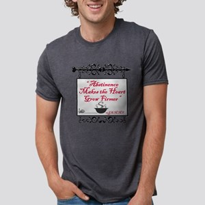 Abstinence Mens Tri-blend T-Shirt