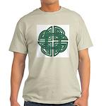 Celtic Four Leaf Clover Light T-Shirt