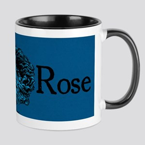 Twin Peaks Blue Rose Mug Mugs