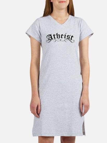 Atheist Women's Nightshirt