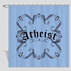 Atheist Shower Curtain