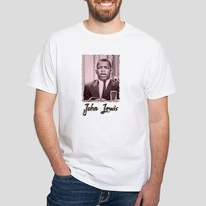 John Lewis w text T-Shirt