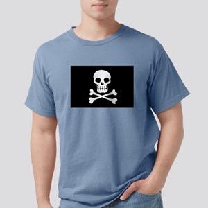Pirate Flag Skull And Crossbones Mens Comfort Colo