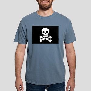 Pirate Flag Skull And Crossbones Mens Comfort Colo