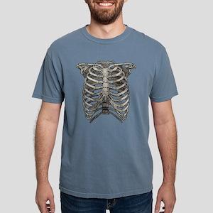 ribcage_grey Mens Comfort Colors Shirt
