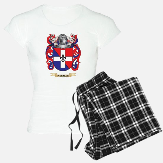 Keenan Coat of Arms (Family Crest) Pajamas
