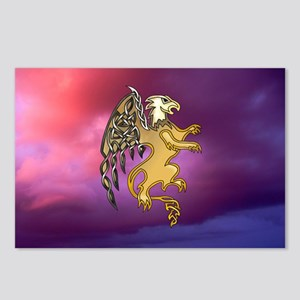 Griffin Postcards (Package of 8)