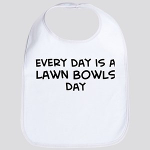 Lawn Bowls day Bib