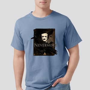 nevermore Mens Comfort Colors Shirt