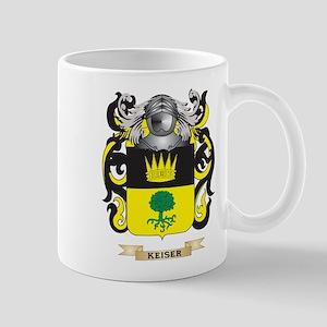 Keiser Coat of Arms (Family Crest) Mug
